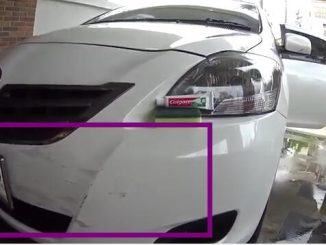 How remove car scratch-1