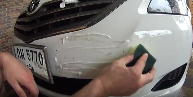 How remove car scratch-3
