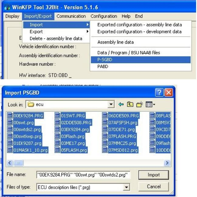 How to install WinKFP on Win XP-3
