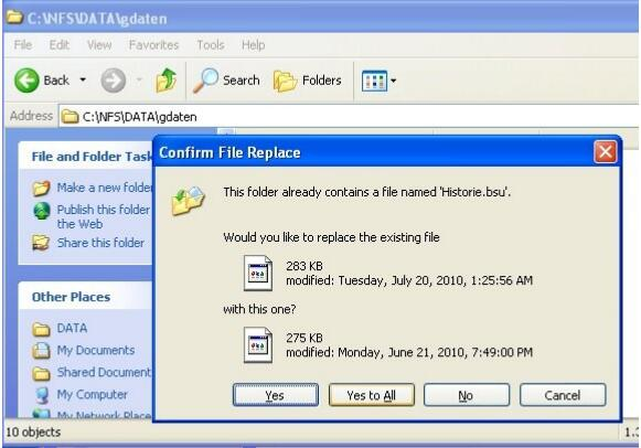 How to install WinKFP on Win XP-7