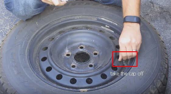 how to install tpms sensors by yourself-3