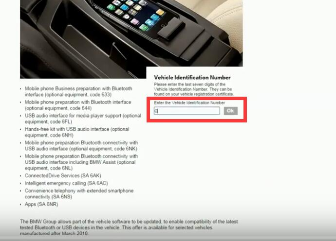 How to update BMW iDrive Software-1