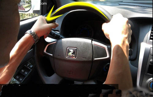 How to tell hydraulic and electric power steering system -1
