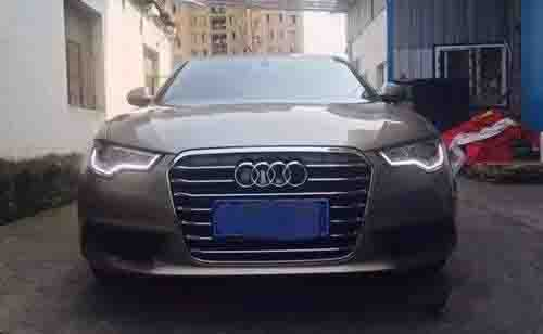 Program Audi A6L 2015 Smart Key 5th IMMO All Key Lost-1