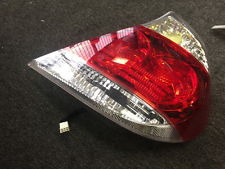 Camry altise replacing a tail light guide-1