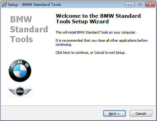 BMW Standard Tools 2.12 Free Download