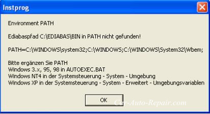 How To Install BMW Ediabas INPA On Win XP Vista (12)