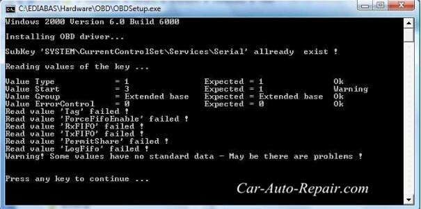 How To Install BMW Ediabas INPA On Win XP Vista (14)