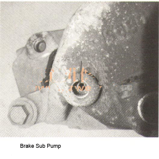Buick Regal Brake System Trouble 2