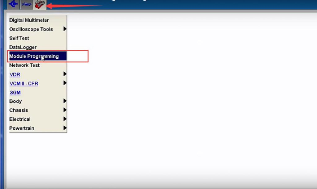 Ford ABS Module Programming By Ford IDS (5)