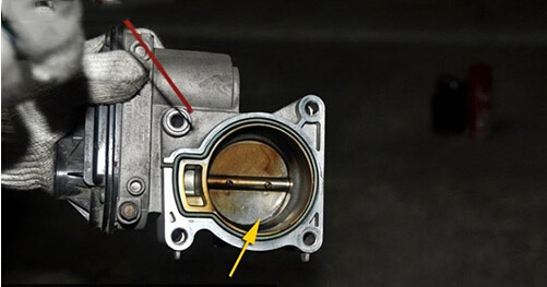 How To Clean Throttle Body By Yourself(5)