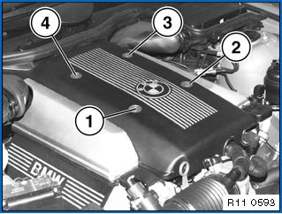 How-to-Remove-and-Install-Engine-M62-for-BMW-7-Series-3