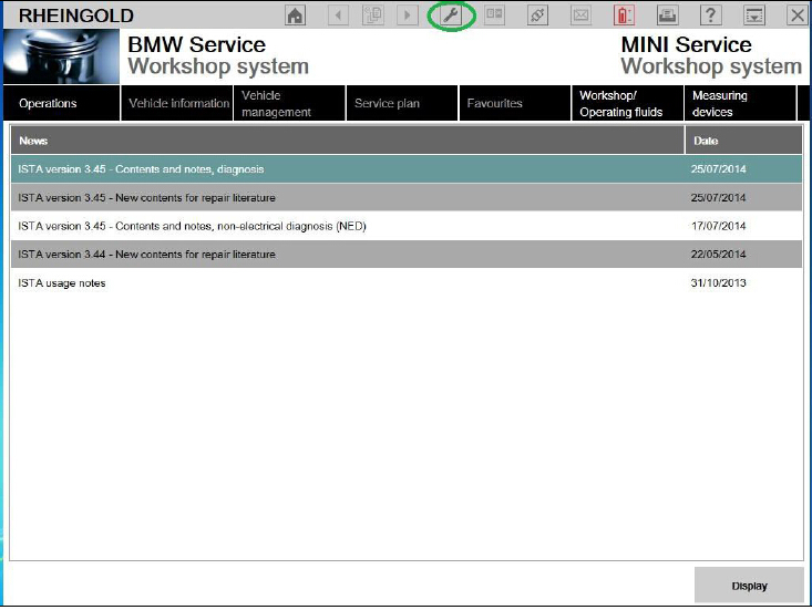Configure BMW Rheingold ISTA With BMW ENET Cable (3)