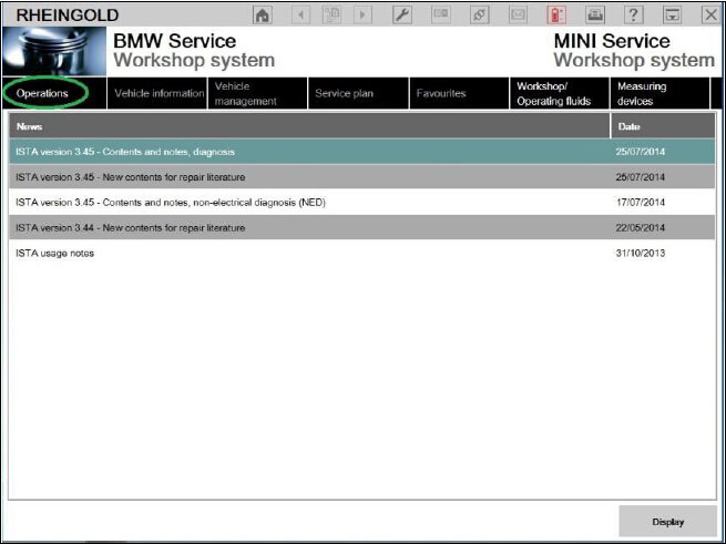 Configure BMW Rheingold ISTA With BMW ENET Cable (5)