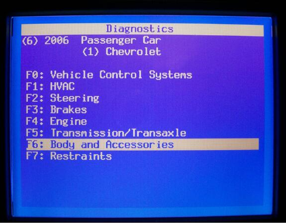 How to Program Fobs for Chevrolet 2006 by GM (6)