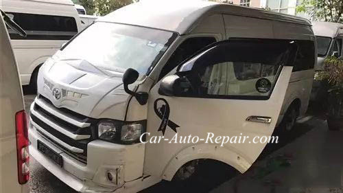 How to Program Toyota HIACE Smart Key All key Lost (6)