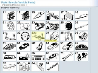 2017 BMW ETK Electronic Parts Catalogue Free Download
