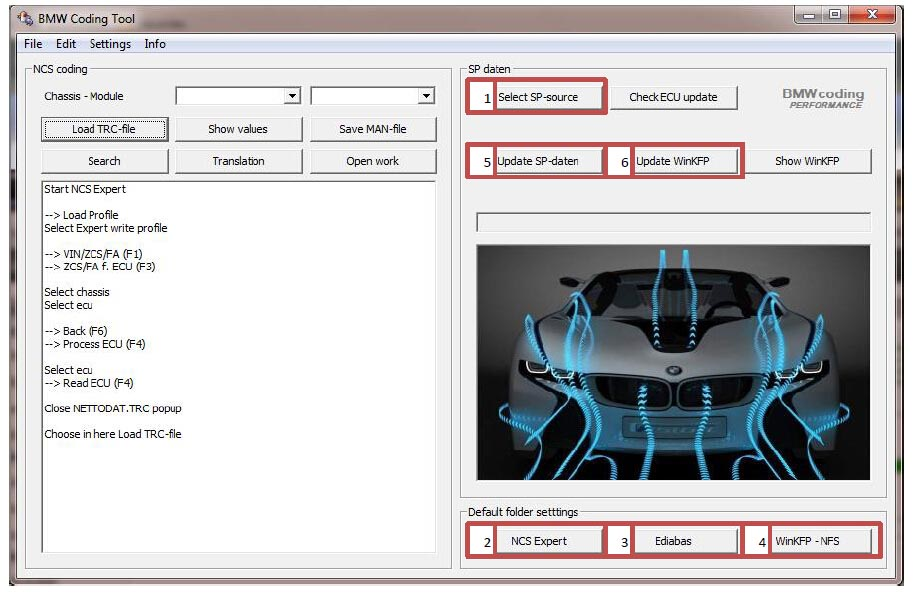 How to Install BMW Standard 2.12 Software (15)