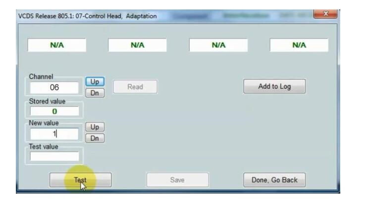 How to Enable Audi MMI Green Menu(Hidden Menu) by VCDs & Script (4)