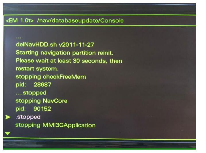 How to Update Audi MMI Map (4)
