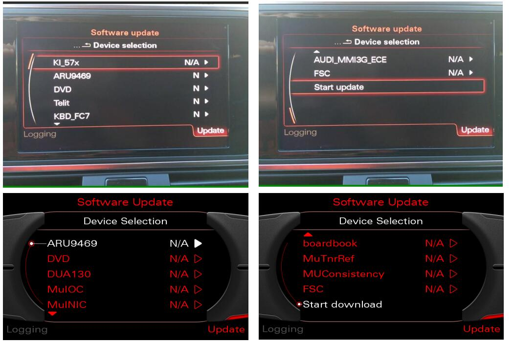 How to update Audi MMI 3G Firmware (7)