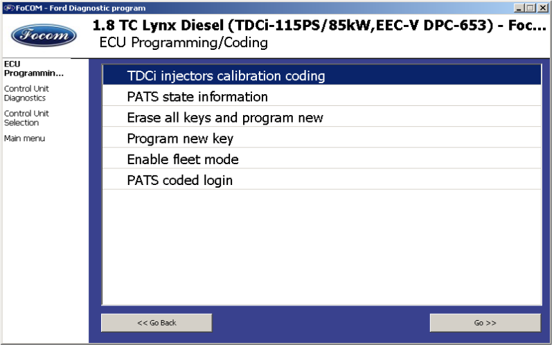 Ford TDCi Injectors Calibration Coding by F-COM (1)