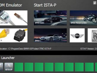 How to Solve BMW ISTA-P PC Shutdown & ISTA-P Folder Not Exist