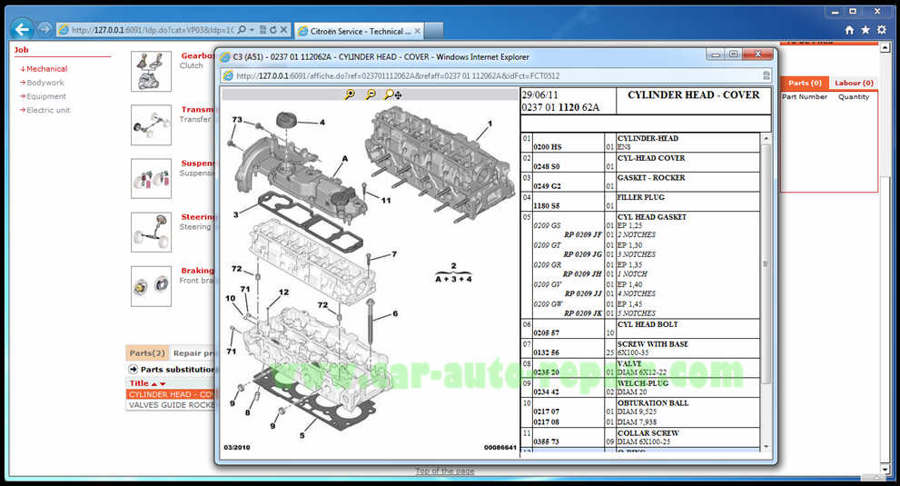 Citroen Service Box Free Download & Installation (3)