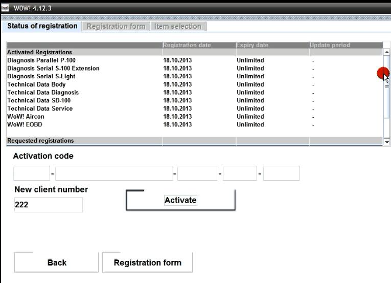 How to Register & Active Wurth WoW v4.xx and v5.xx (7)