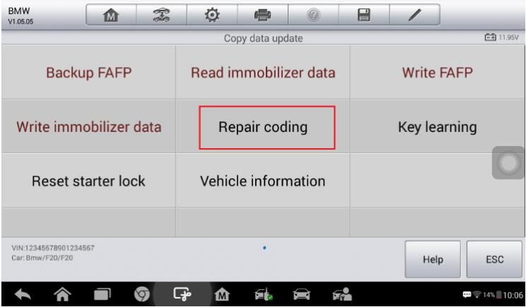 How to Renew BMW FEMBDC by Auro OtoSys IM100 (29)