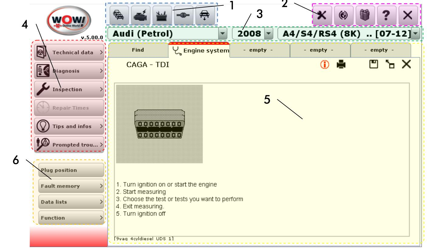 How to Use Wurth WoW Diagnostic Software (5)