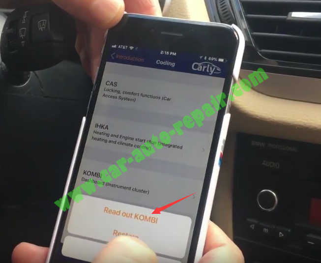 BMW Carly App to ActiveDisable Speed Limit Warning for BMW X1 (8)