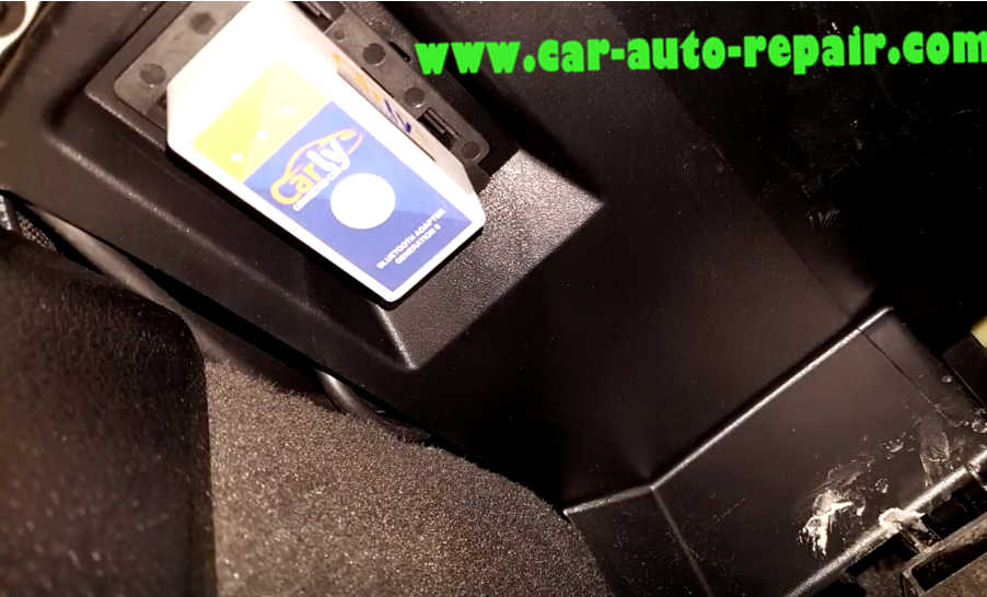 Carly BMW Register Battery for BMW F10 535i 2011 (6)