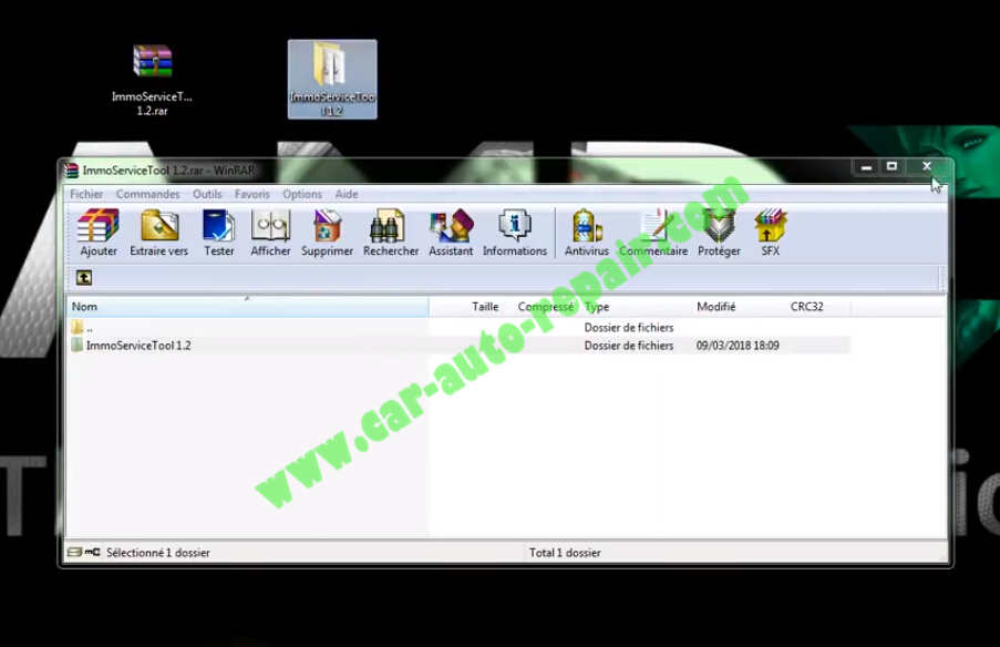 How to Install & Use Service Tool Software (1)