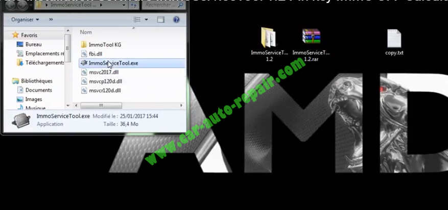 How to Install & Use Service Tool Software (2)