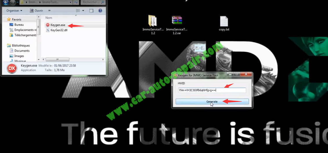 How to Install & Use Service Tool Software (5)