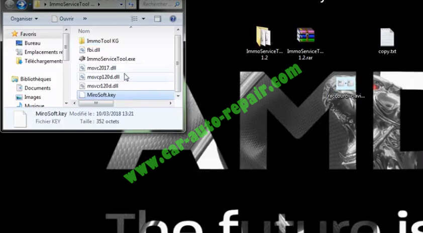 How to Install & Use Service Tool Software (7)