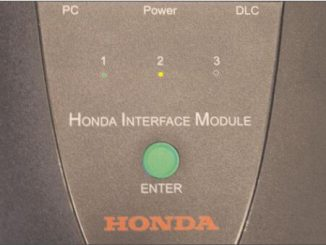 What is the Meaning of Honda HDS HIM Indicator Lights (1)