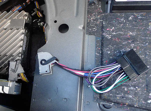 BMW M235xi TechnicPnP Active Sound Removal Harness-17