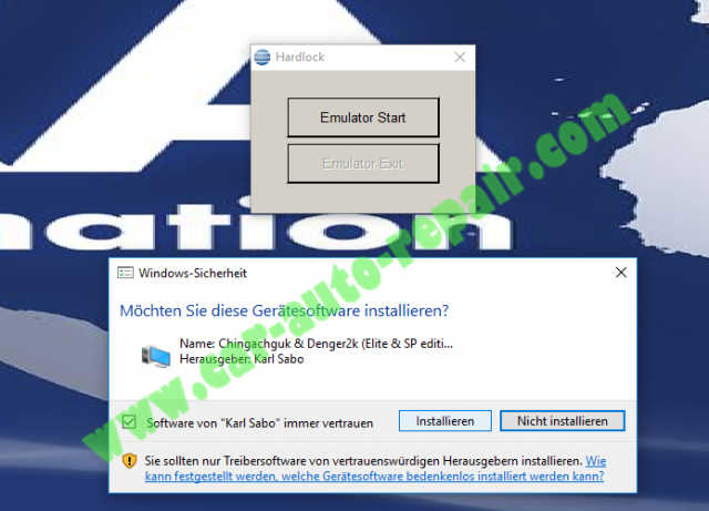 ETKA 8 Free Download Install on Win 788.110 (10)
