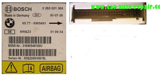 BMW Airbag Reset by CarProg Tool (6)