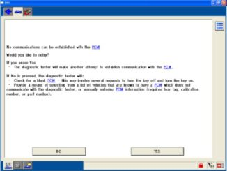 Mazda IDS Software Vehicle Identification and Session Management (6)