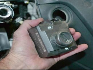 How to Remove & Replace Benz EIS (Electrical Ignition Switch) (8)