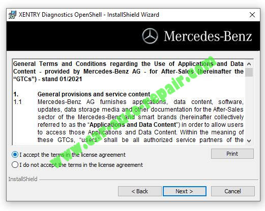 12.2020-Benz-Xentry-Diagnostic-Software-Installation-5