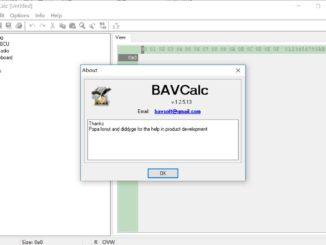 Bavcalc V1.2+Keygen Free Download