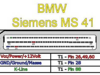 BMW E36 E39 E38 Z3 Siemens MS41 ECU Remap Guide by WinOLS (34)