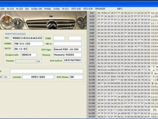 Mercedes Benz ECU Clear Editor Download