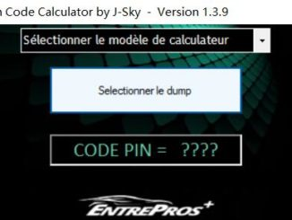 Immo PIN Code Calculator v1.3.9 Free Download