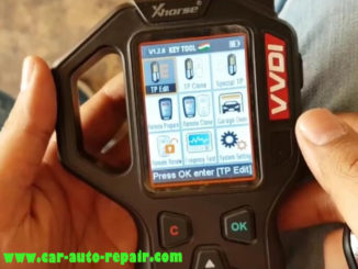 Tata Vista & Manza Remote Programming by VVDI Key Tool (1)