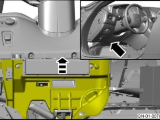 How to Install Steering Column Grounds for Aston Martin DB11 (1)